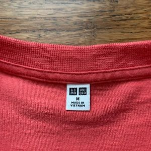 Uniqlo Tops - 5 for $25 - Salmon Muscle Tank Top